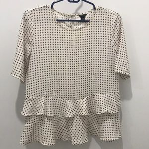 Short sleeve blouse- Ann Taylor